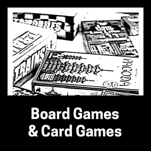 Board Games & Card Games